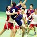 Handbol. Balonmano. Handball.
