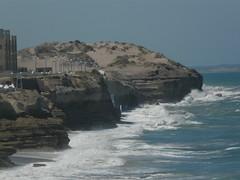 Las Grutas (fernancba22) Tags: patagonia argentina ruta america puerto mar agua foto playa viento panasonic pesca sal acantilado bellesa piedras oceano rionegro lasgrutas