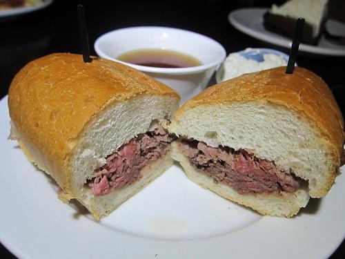 Cole's: Beef Dip Sandwich