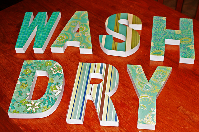 Wash & Dry Craft