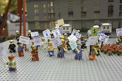 Occupy Lego Land ... (708718) Tags: toy toys lego manhattan 99 lowermanhattan studentloans x100 neyorkcity ianreid fujix100 occupywallstreet wearethe99 occupylegoland