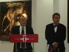 """Inauguración de la exposición """"En Riesgo"""""""