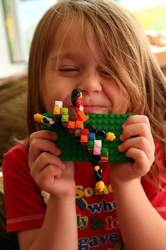 legos meet MC Escher