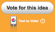 How To Vote And Socially Promote A #Pepsirefresh Project [Tutorial]