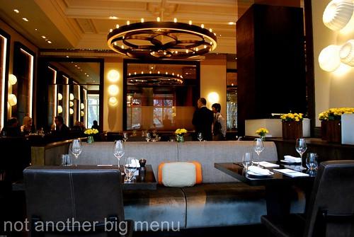 Dinner by Heston - Restaurant interior