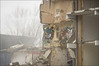 Mad Face (Rense Haveman) Tags: street city urban home demolition ede flatbuilding pentaxk5