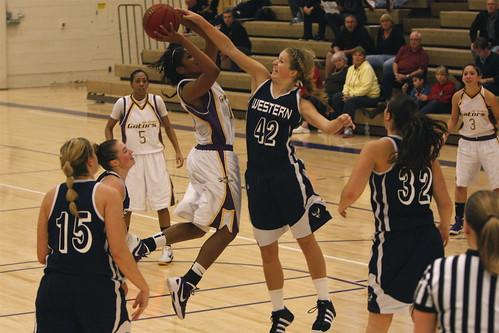 Western Washington basketball
