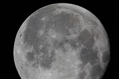 La Luna (Mik Chile) Tags: chile miguel canon rebel luna astrofotografía fuentes silva celestron xsi calama chiuchiu foco adaptador llena primario 450d mikchile astrophotograf