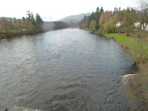 River Tay, Dunkeld