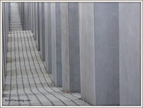 Holocaust Memorial for part II ExtraOrdinary
