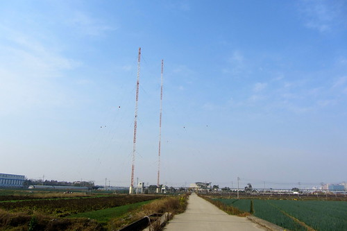 MBC broadcasting towers