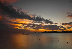 (Antonio Carrillo (Ancalop)) Tags: sunset sea espaa sun beach marina canon landscape atardecer mar spain europa europe mark playa paisaje murcia ii nd 5d usm lopez antonio 1740mm f4 carrillo density aguilas neutral gradual calabardina gnd8 ancalop
