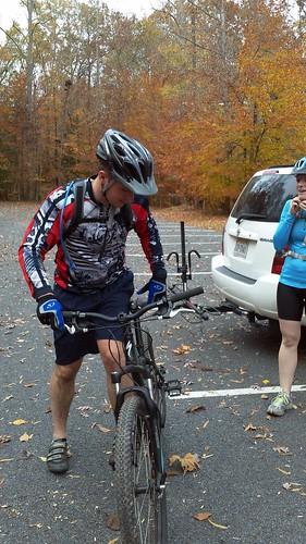 Biking November 13 5