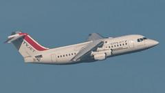 EI-WXA (Tyno from Holland) Tags: amsterdam airport bae schiphol banking 146 cityjet buitenvelderbaan eiwxa canonef500f45lusm