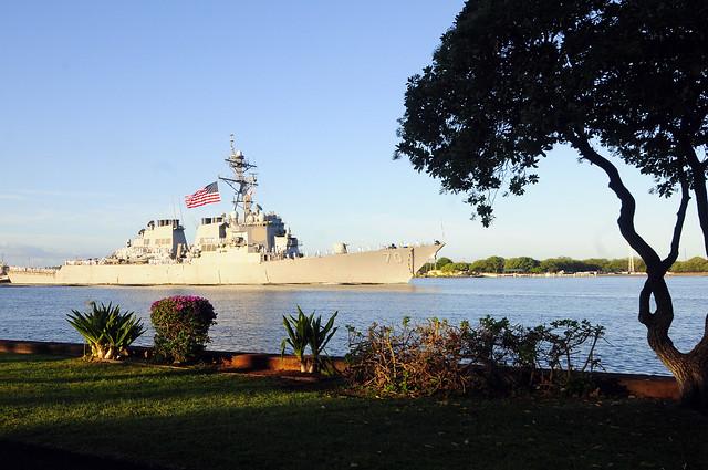 USS Hopper (DDG 70)