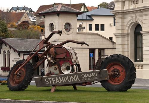 Steampunk, Oamaru