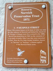 Photo of Brown plaque number 8106