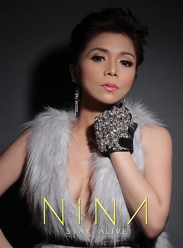 NINA Stay Alive NEWAlbumCover