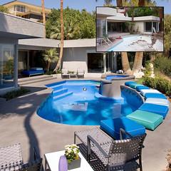 Alternative Surfaces Swimming Pool - decorative concrete surfaces