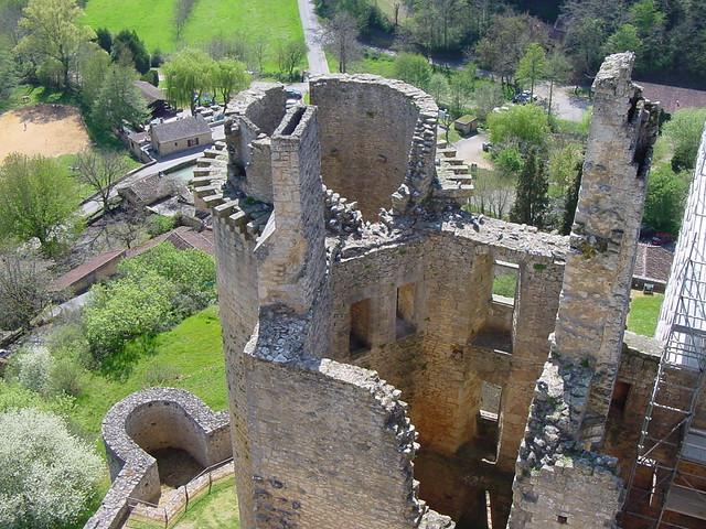 Le Château de Bonaguil / Fumel-Vallée du Lot