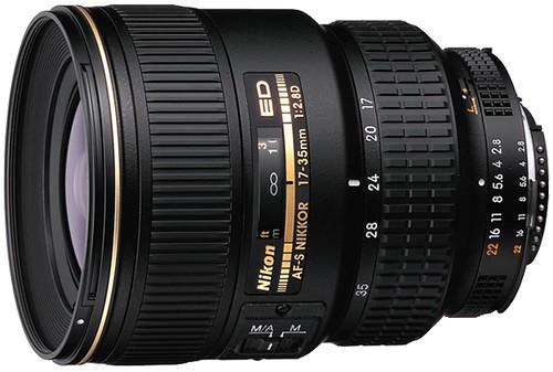 Nikon 17-35mm f/2.8D