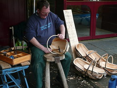 Phil Sanders trug maker