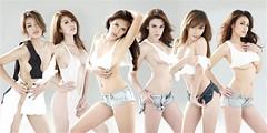 รวมตัวสาวเซ็กซี่ 6 นางแบบ  เปิดตัวปฎิทินน้ำมันเครื่อง ZIC ปี 2012