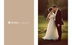 swietliste fotografia slubna dla wymagajacych plener romantyczny na łące