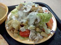 Salad (Morton Fox) Tags: food pizza pa cicis lancaster buffet