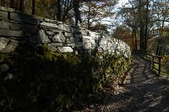 footpath skelwith bridge. (panoramicpete) Tags: footpath skelwithbridge lakedistrict drystonewall drystone wal