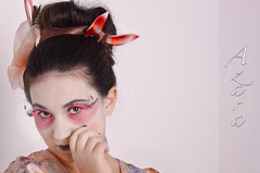mirada oriental 2 (juan salamanca) Tags: fashion umbrella ma juan retrato rosa miri modelo geisha salamanca sombrilla sesion azara inguez tufonta lujula