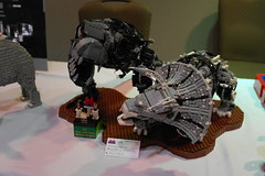 Robosaurs (The Acquaintance Crate) Tags: by bay dinosaur bricks dinosaurs 2012 bbtb bricksbythebay