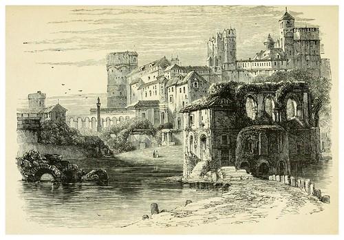 005-Prision de la Inquisicion en Cordoba-Spain-1881-Edmondo De Amicis-ilustrado por W. Vilhelmina Cady