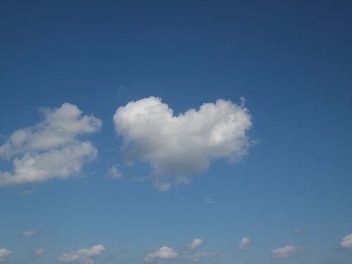 Heart Cloud (하트 구름)