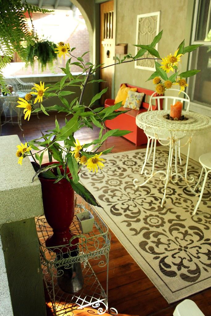 porch, madeover