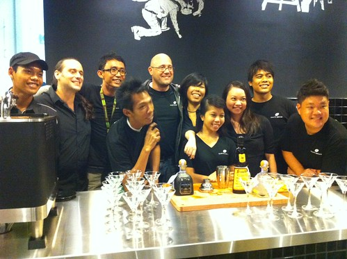 Toby's Estate Singapore's Team with Toby Smith & Alvaro Sanchez