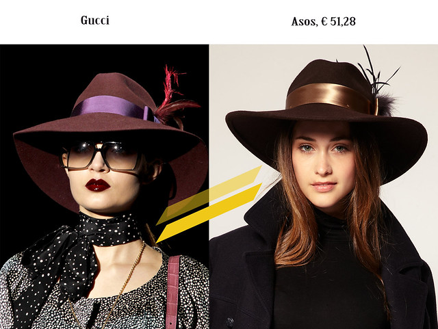 gucci vs. asos