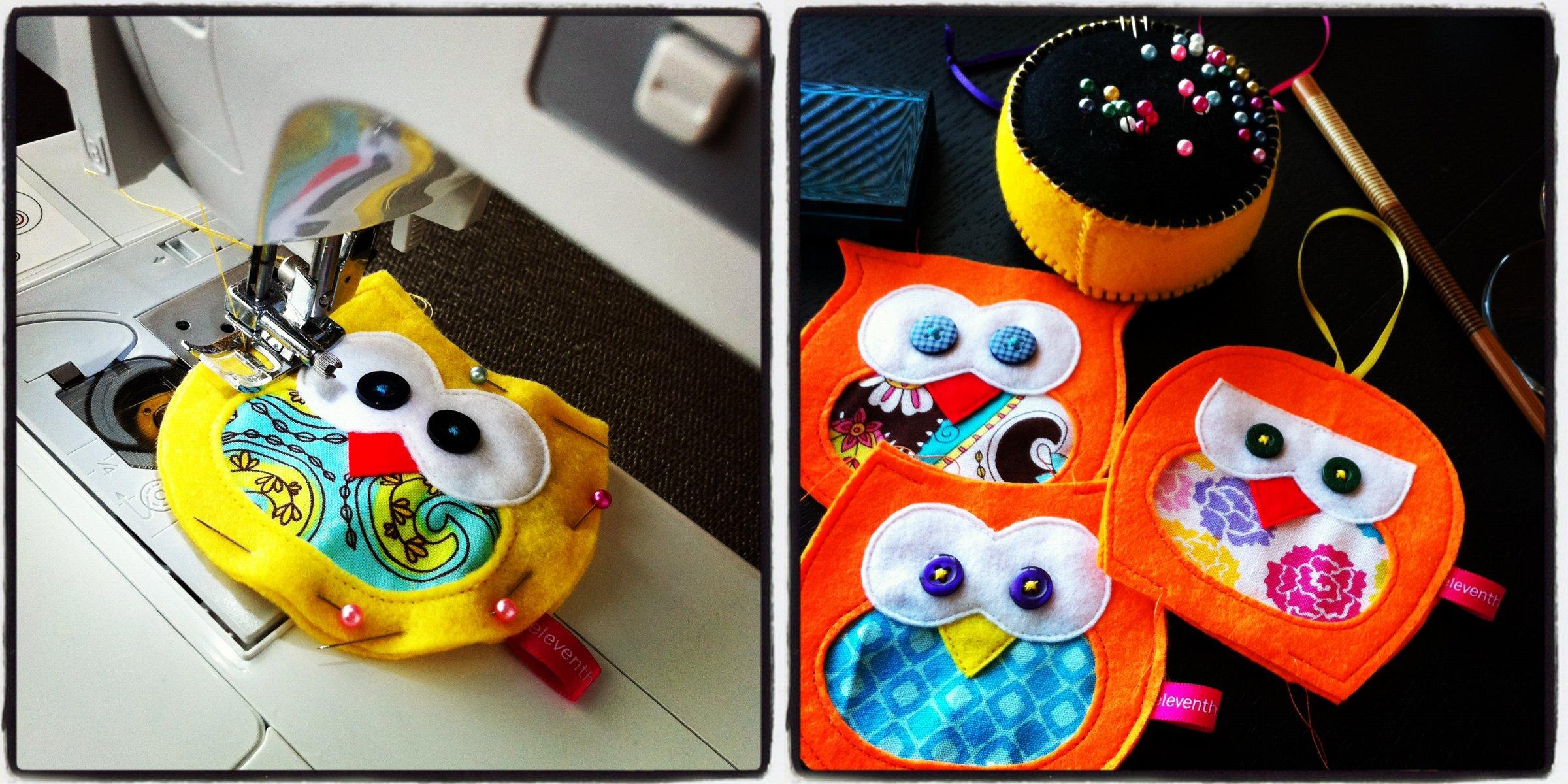 Owls - Step 5