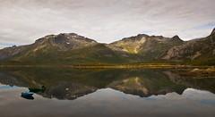 Specchi d'acqua - Mirror symmetry (Isabella Pirastu) Tags: norge lofoten norvegia isole norwey