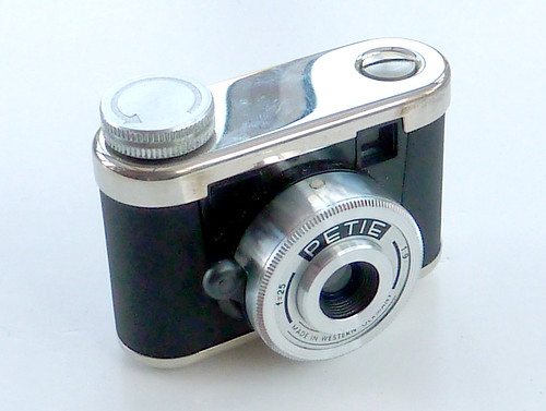 Petie miniature camera by pho-Tony