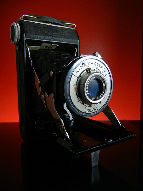 Kinax Alsace Camera