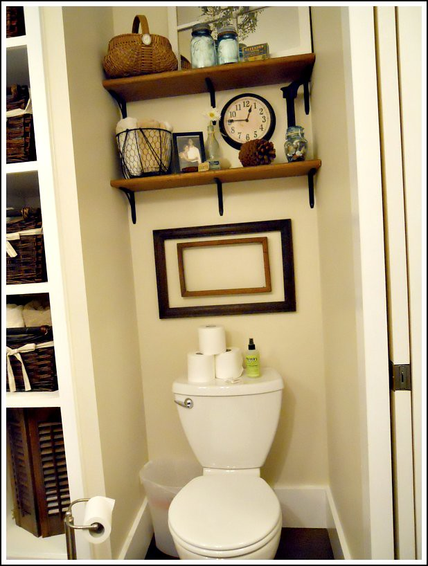 Amazing Top 10 DIY Ideas For Bathroom Decoration
