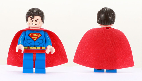 Superman Minifig