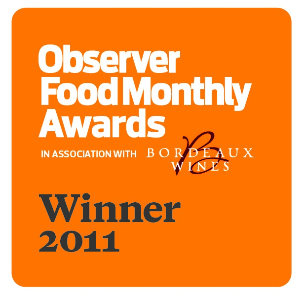 Observer Food Monthly - Best Blog 2011