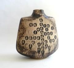Carstens Vase  0870-30 (mascara jones) Tags: ceramics midcentury wgp westgermanpottery fatlava