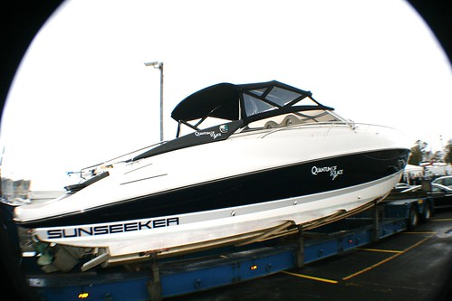 Sunseeker, Quantum of Solace