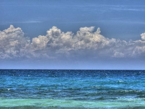 無料写真素材, 自然風景, 海, 水平線, 風景  フィリピン