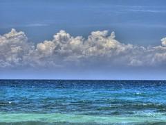 [フリー画像素材] 自然風景, 海, 水平線, 風景 - フィリピン ID:201110160000