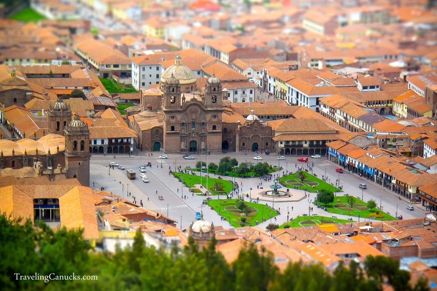 Cusco Peru Miniature