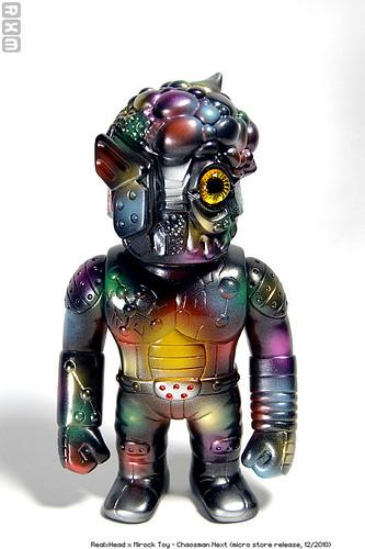 RealxHead x Mirock Toy - Chaos Next